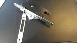 Κλειδαριά ασφαλείας με πύρους