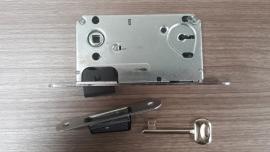 Door lock magnetic